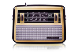 Vintage radio illustration | ArtRaf Design Factory